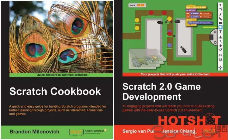 2 new books about Scratch 2 0 (Packt Publishing) - fromScratchEd
